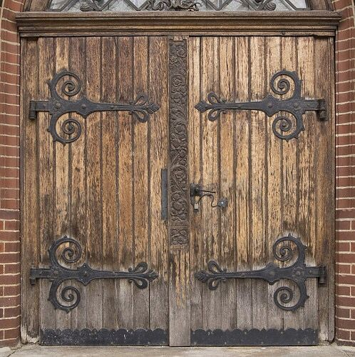 Garage Door possible. threeplusfourequalseven medieval door texture 01 by ~goodtextures on deviantart & Pin by It Feels Like Home on Spanish Mid Century | Pinterest ...