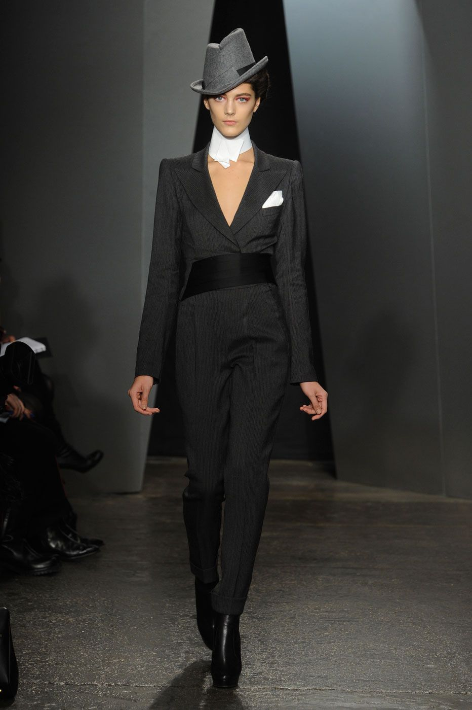 Donna Karan at New York Fashion Week Fall 2012 - StyleBistro