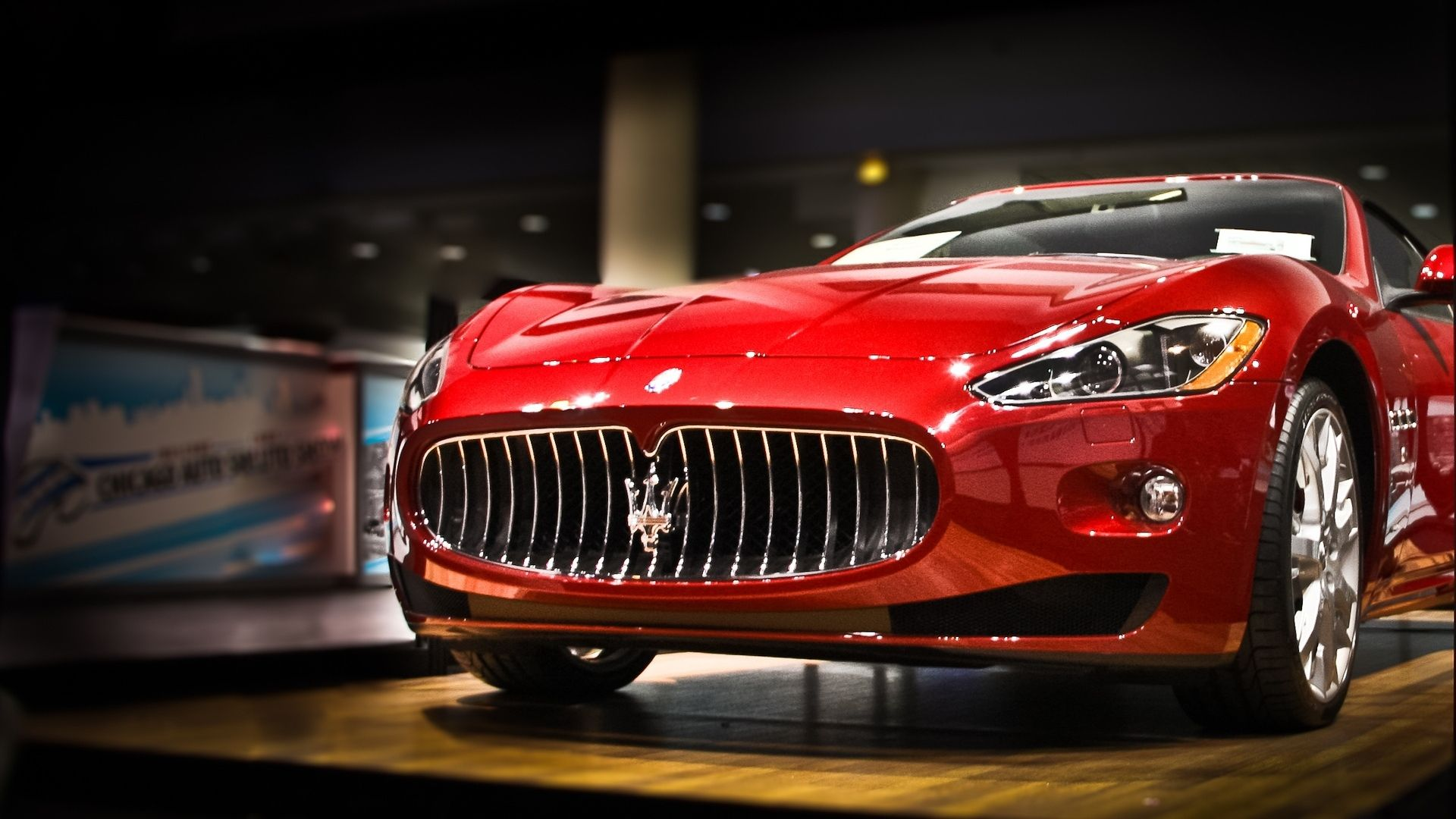 Maserati Parking Game Sports Car Parking Simulator