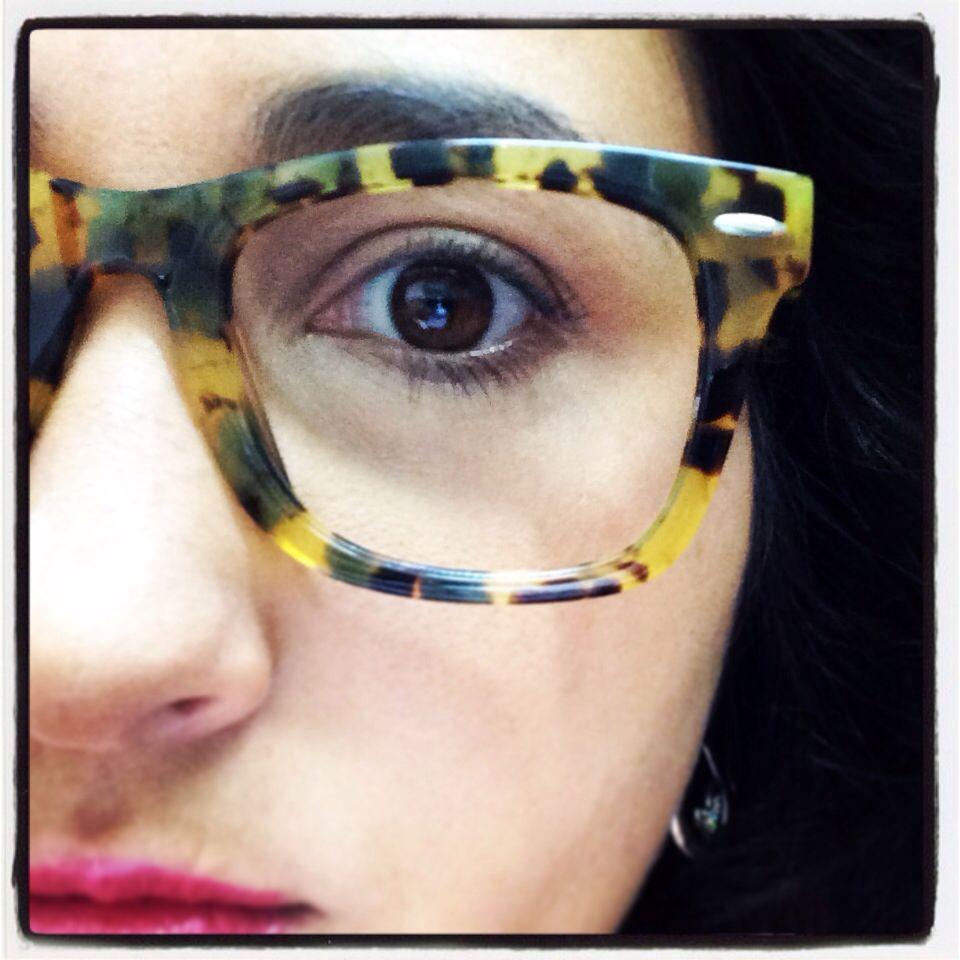 yellow tortoiseshell is back mattisse eyewear epic trends