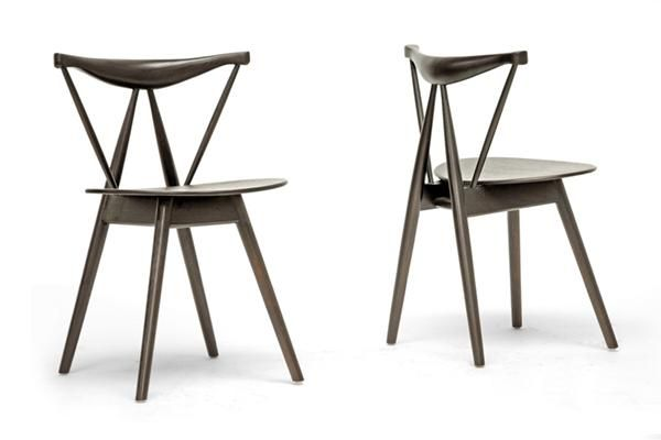 Tremendous Triangle Chair Chairs Dining Chairs Modern Dining Dailytribune Chair Design For Home Dailytribuneorg