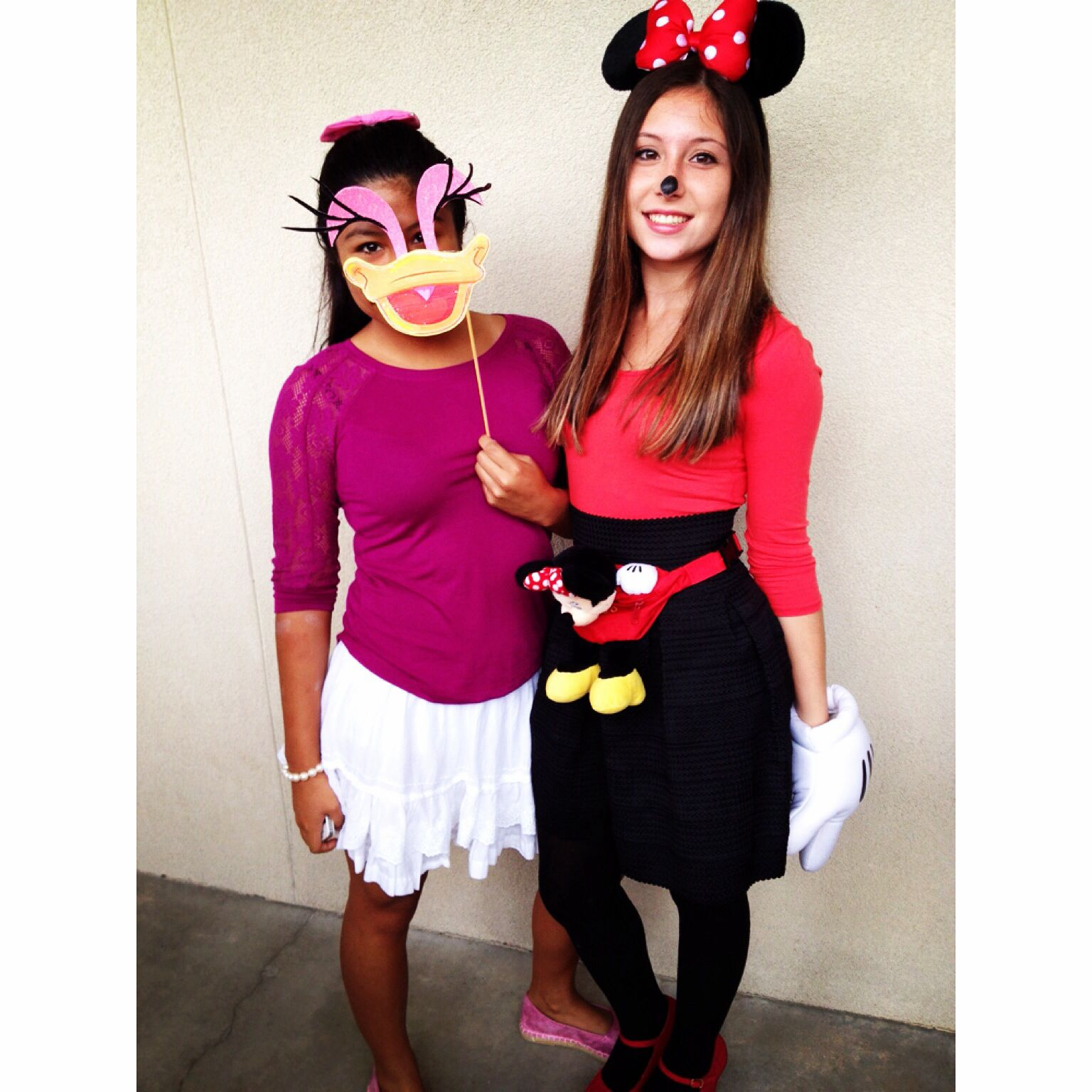 Disney Costume Ideas Homecoming Character Day Idea Minniemouse Daisyduck Homecoming
