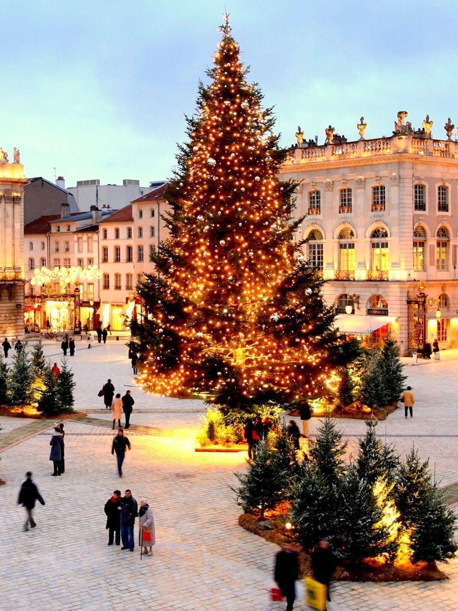 Духът на Коледа Нанси, Франция Christmas aesthetic