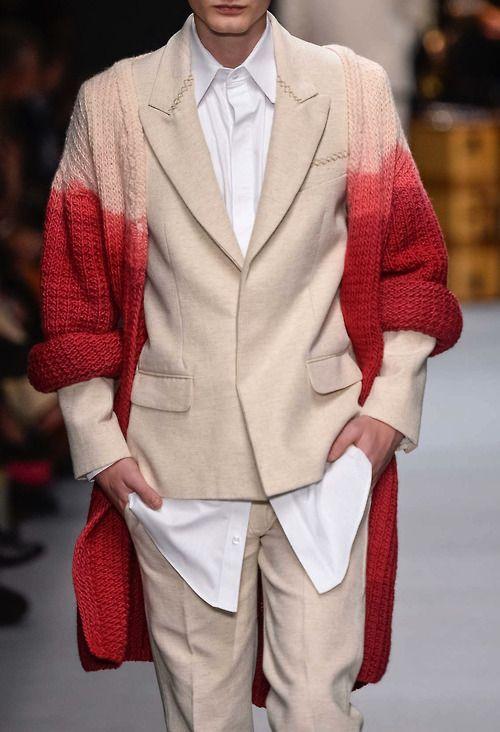 João Pimenta S!S 2014 [Via Menswear Style]