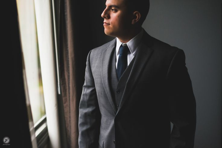 New York Falkirk Estate Wedding, groom prep, suit