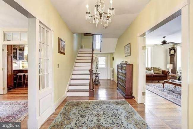 1830 Stone House For Sale In Round Hill Virginia ...