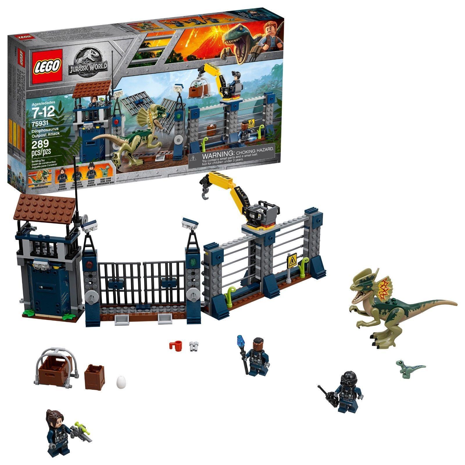 JURASSIC WORLD lego PTERANODON dinosaur DINO park GENUINE 75926 fallen kingdom