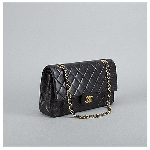 Chanel Pre-owned - Girl leather handbag D4zJGujKU