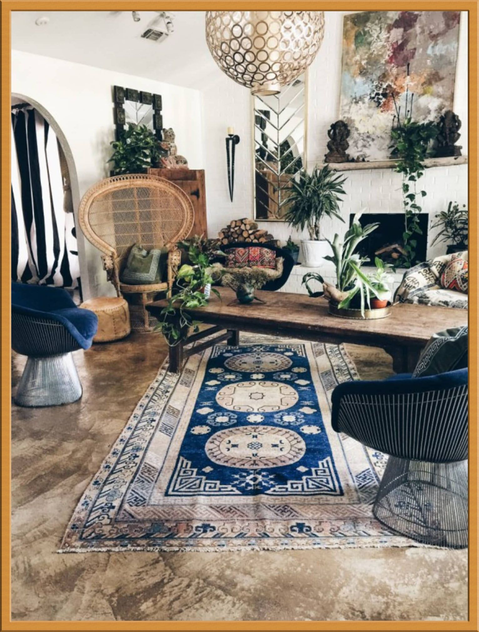 The Biggest Lie In Bohemian Homedecor
