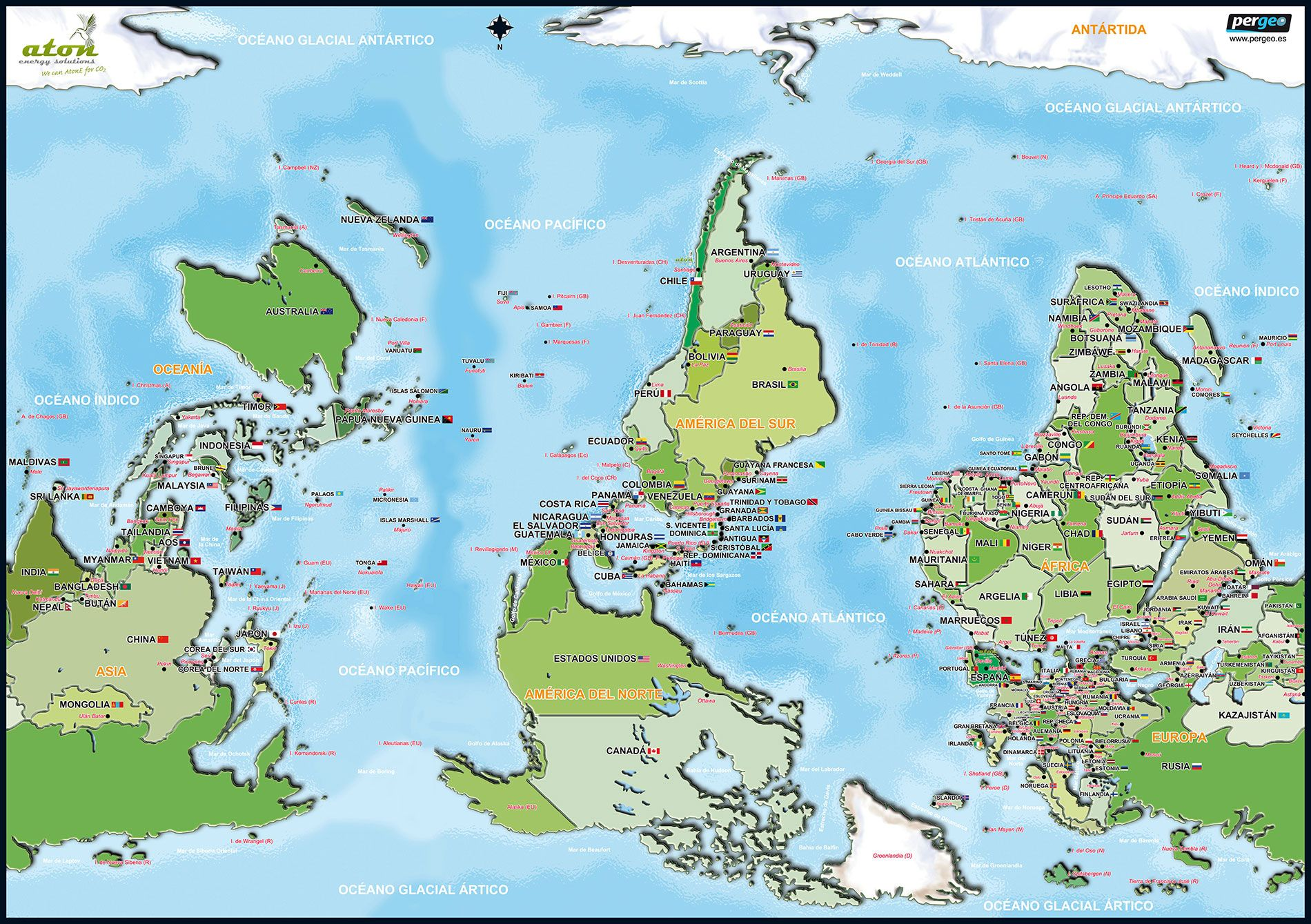 mapamundiatonjpg 19001339  cartografias  Pinterest