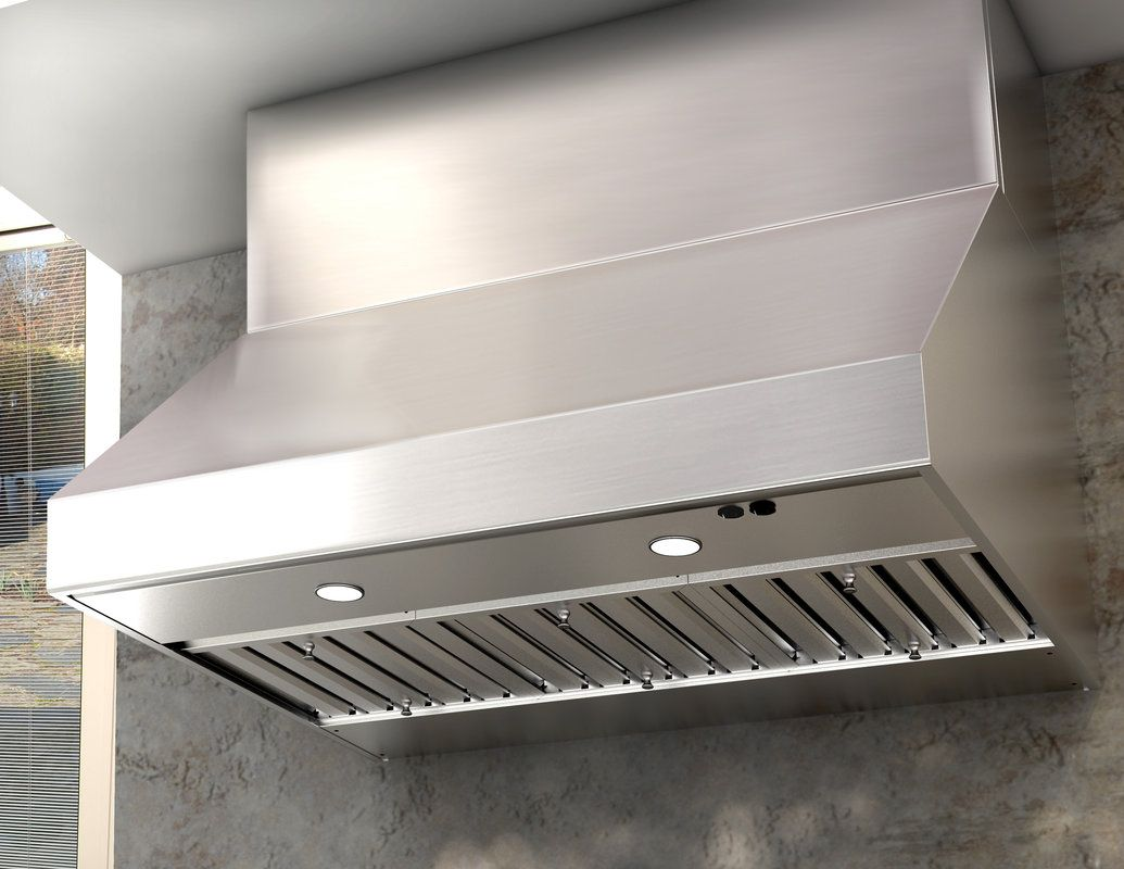 View The Zephyr Ak7836asx 36 Inch Wide Wall Mounted Range Hood With Halogen Lighting And Blower Options Up To 1100 Cfm F Wall Mount Range Hood Outdoor Walls Wall Mount