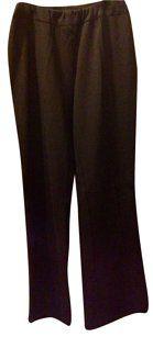 Soft Surroundings Sleek Stretch Yoga Black Leggings