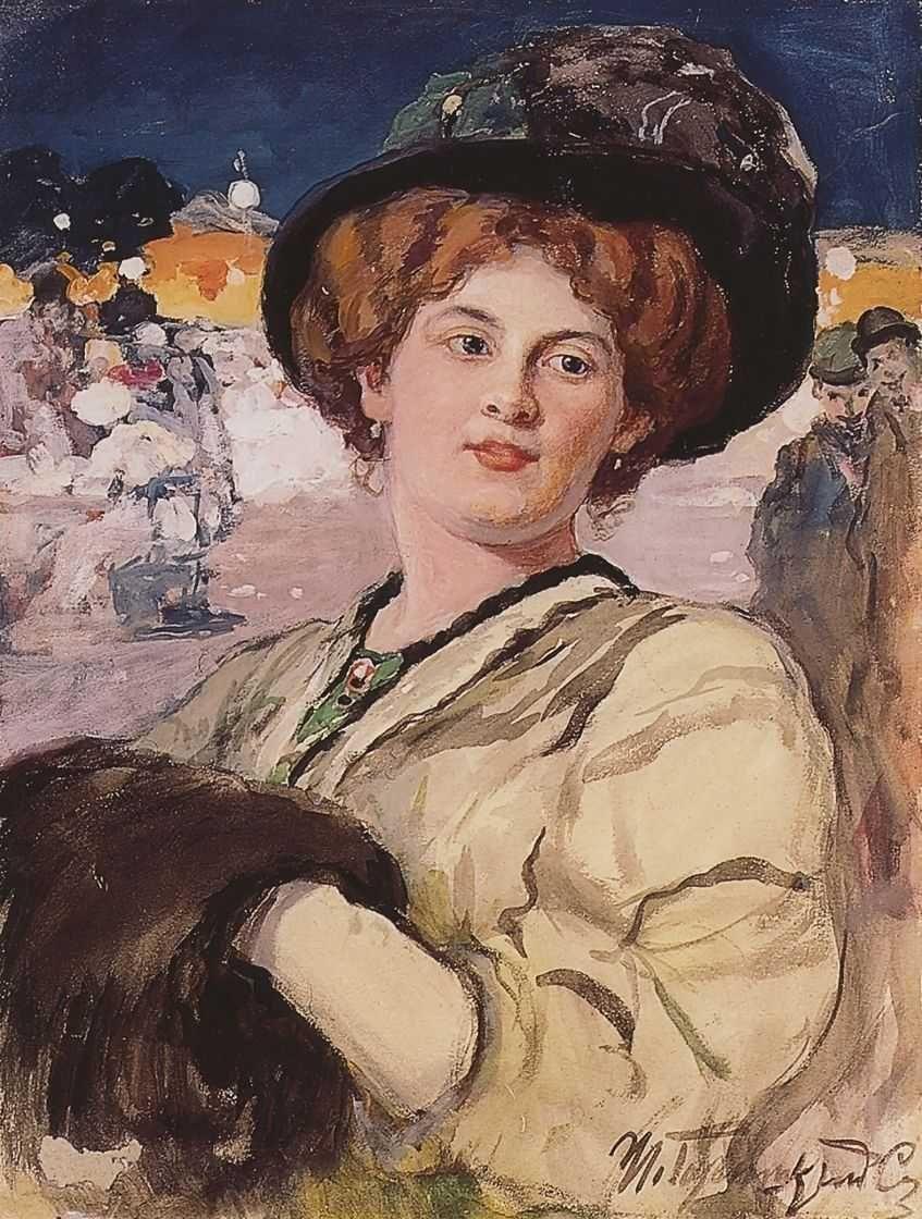 Theodora Fedot Russian