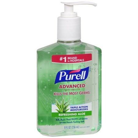 Personal Care Hand Sanitizer New Sports Cars Aloe