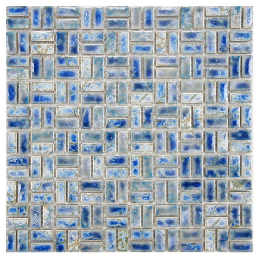 Overstock Com Online Shopping Bedding Furniture Electronics Jewelry Clothing More In 2020 Porcelain Mosaic Tile Porcelain Mosaic Mosaic Flooring