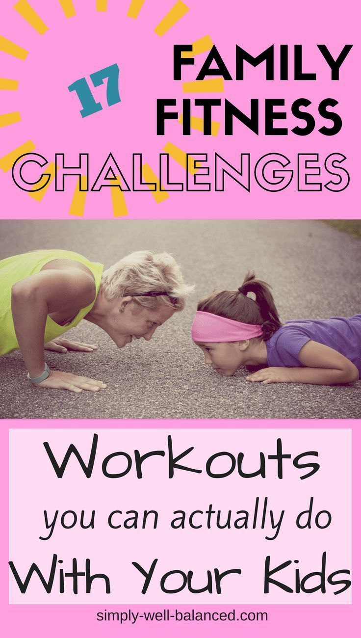 Family Fitness Challenges: How to Have Fun and Get Fit!