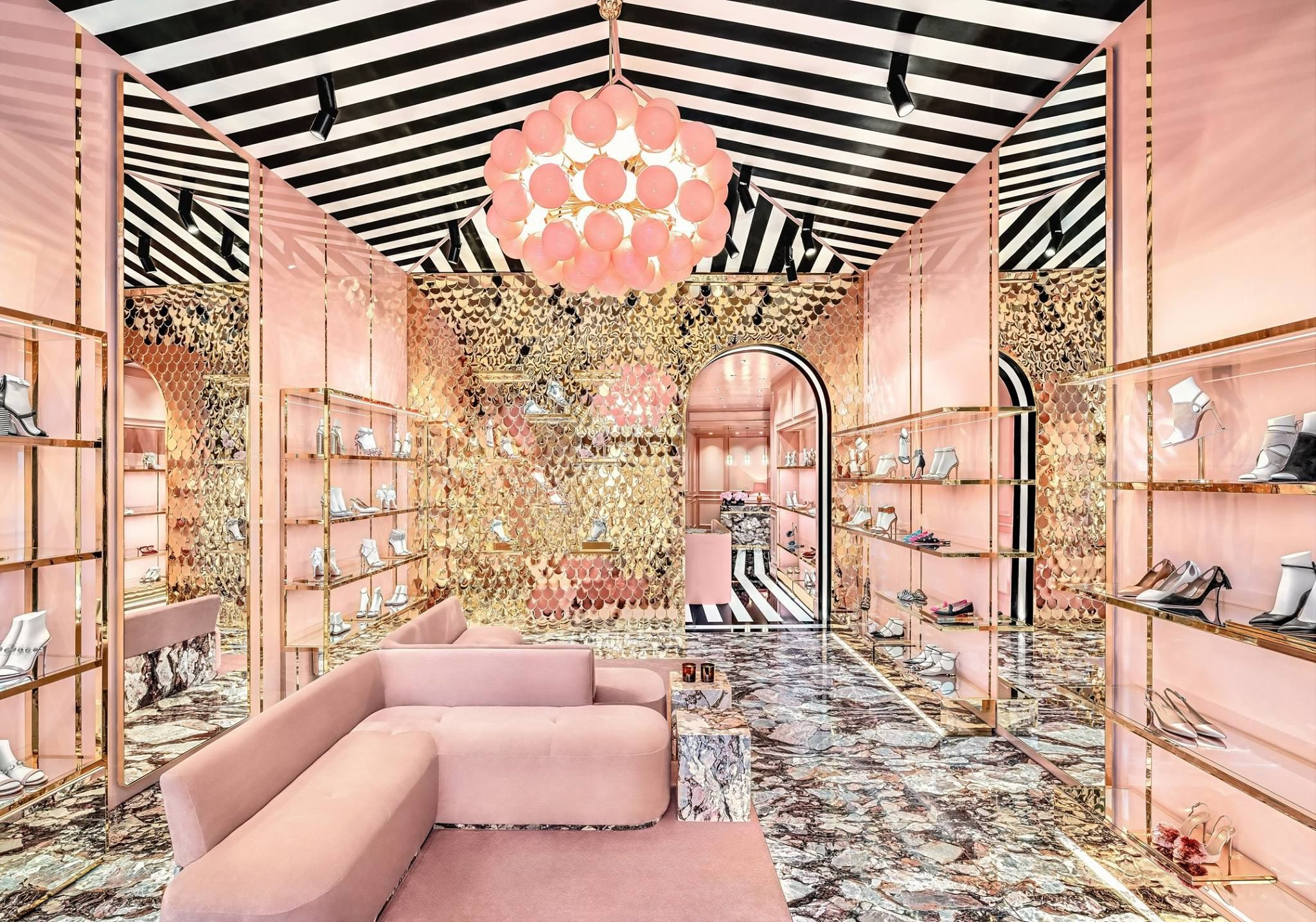 Pin By Kate Thomas On Italy Store Design Interior Retail Space