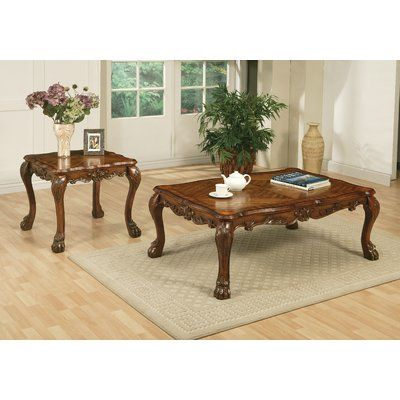 Astoria Grand Welliver 2 Piece Coffee Table Set Furniture Coffee Table Wayfair Table