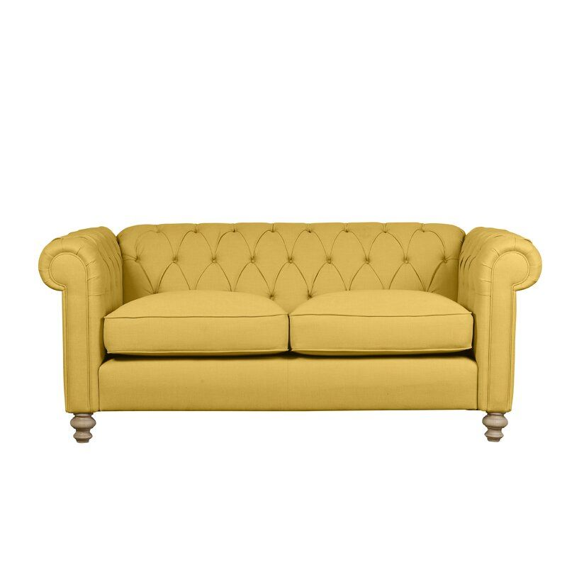 ce96dc1a99f Nya Medium 3 Seater Chesterfield Sofa in 2019