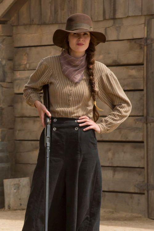 Godless auf Netflix: Frauen-Western deluxe #westernoutfits