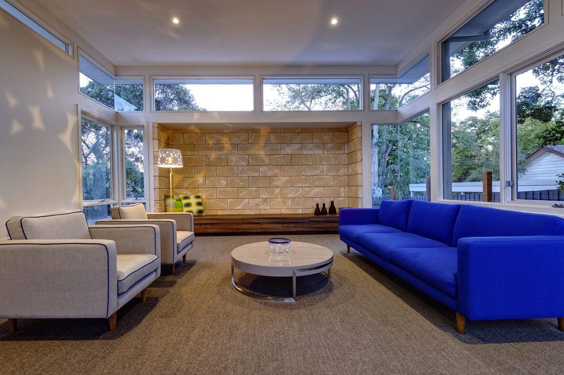 Architect designed environmentally friendly solar power for Eco friendly windows