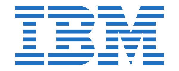Paul Rand S Striped Ibm Logo Replaced The Solid Design In 1972 Computer Software Verschlusselung