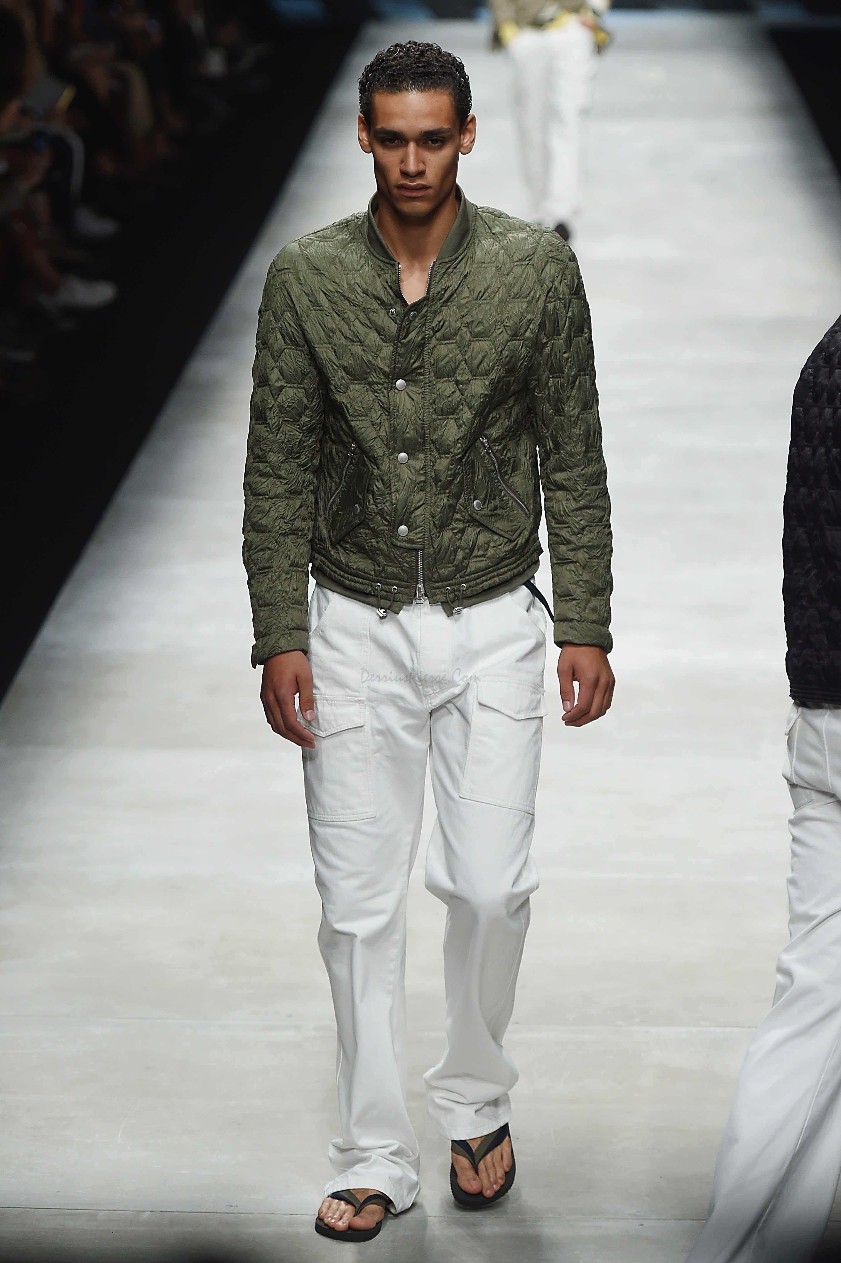 Ermanno Scervino Spring Summer 2016 Collection Primavera Verano #Menswear #Trends #Tendencias #Moda Hombre  Milan Fashion Week - D.P.