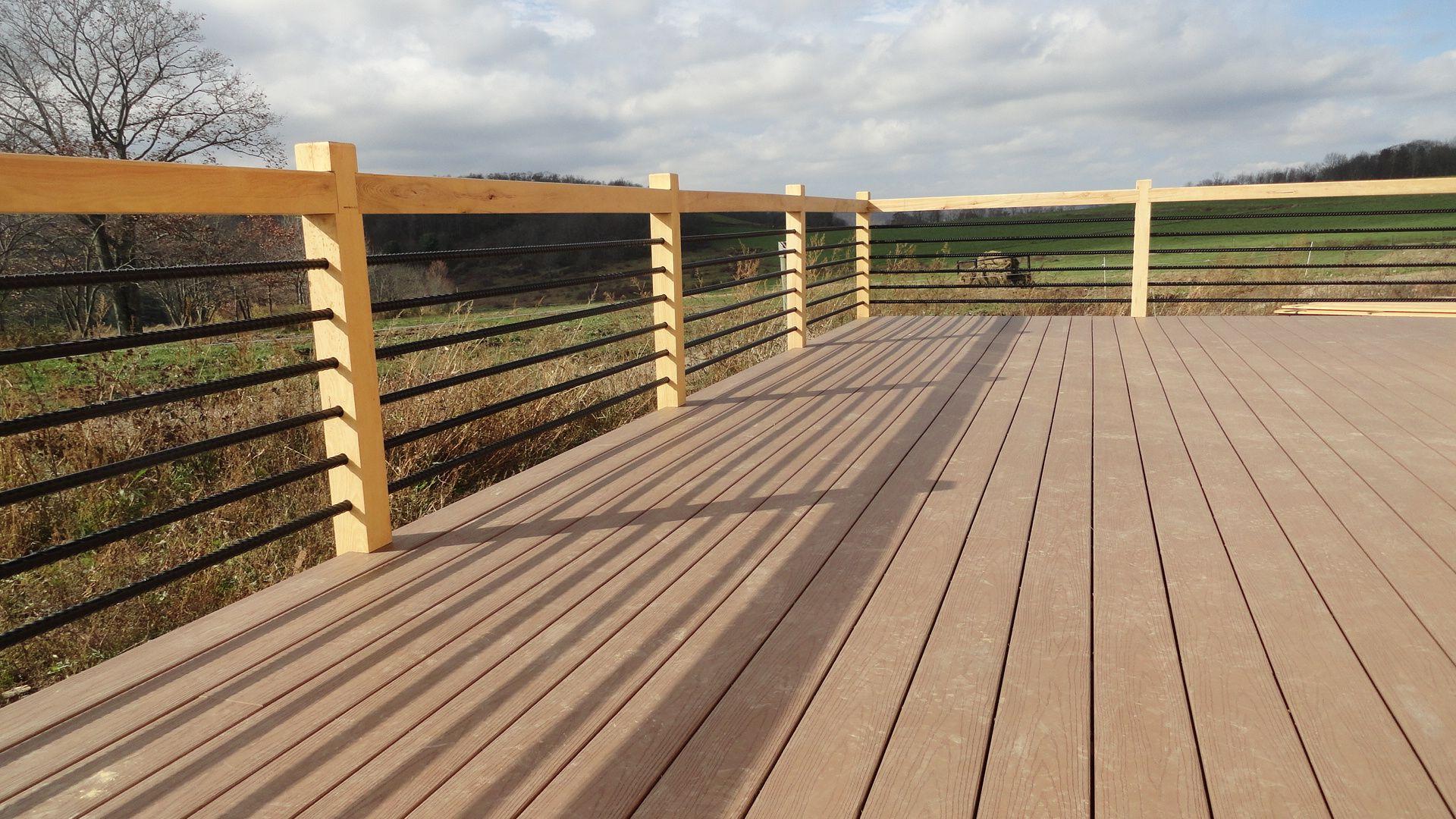 Best Dsc01488 Jpg 1920×1080 Deck Railings Deck Decks Backyard 400 x 300