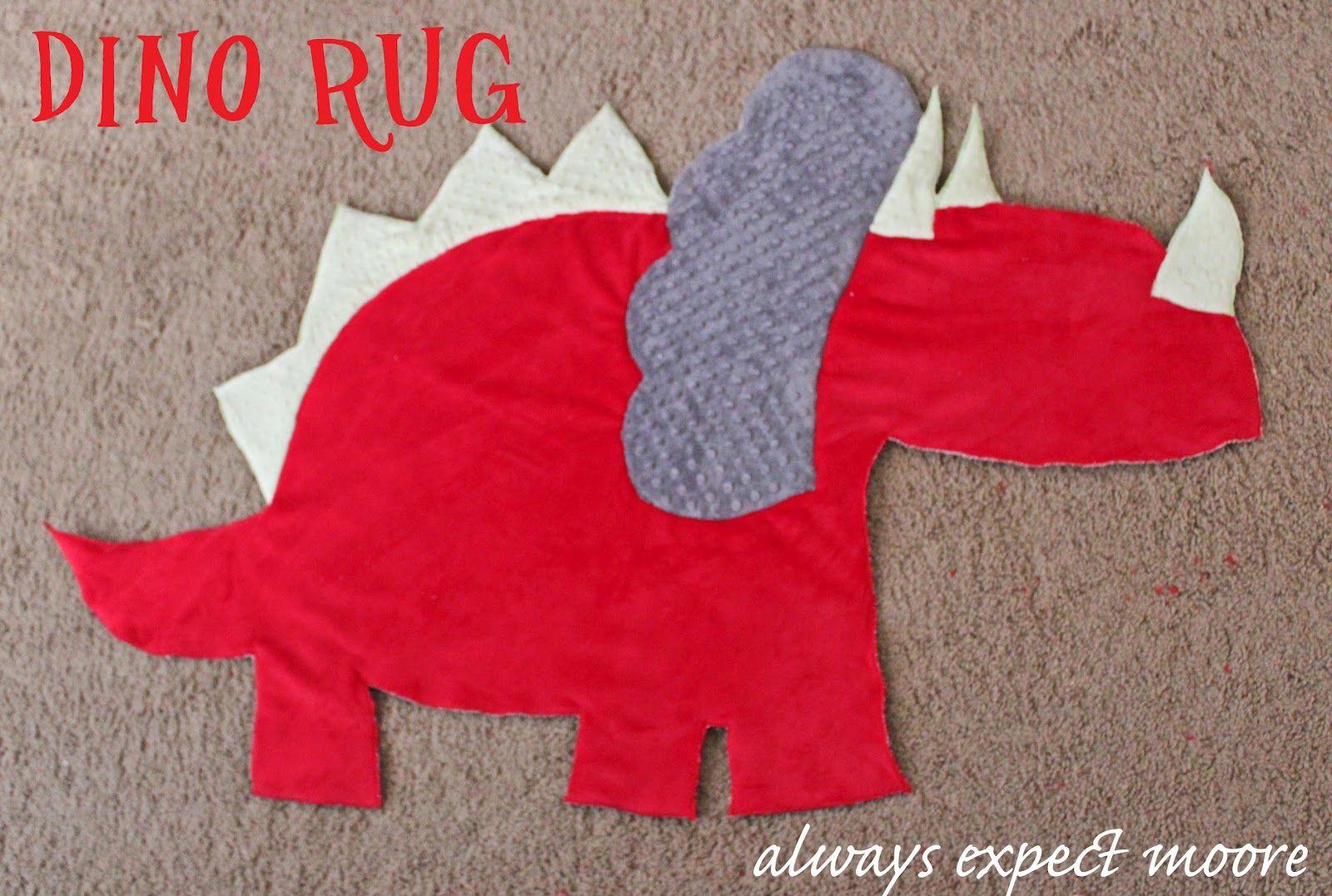 Expect Moore Dinosaur Rug As Nursery Decor Dinosaur Rug Diy Dinosaur Decor Rugs