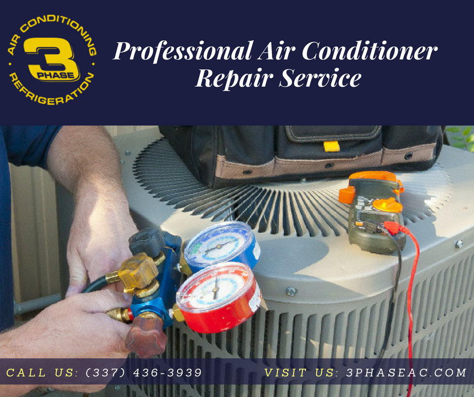 We are a friendly, fullservice Air Conditioner Repair