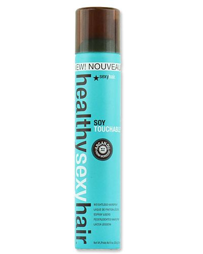 Our 10 Favorite Argan Oil-Infused Products - Healthy Sexy Hair Weightless Hairspray