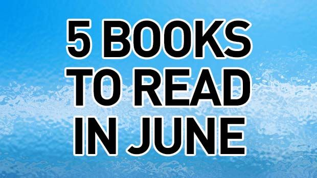 Here are five new Canadian titles hitting shelves this month that we can't wait to crack open.