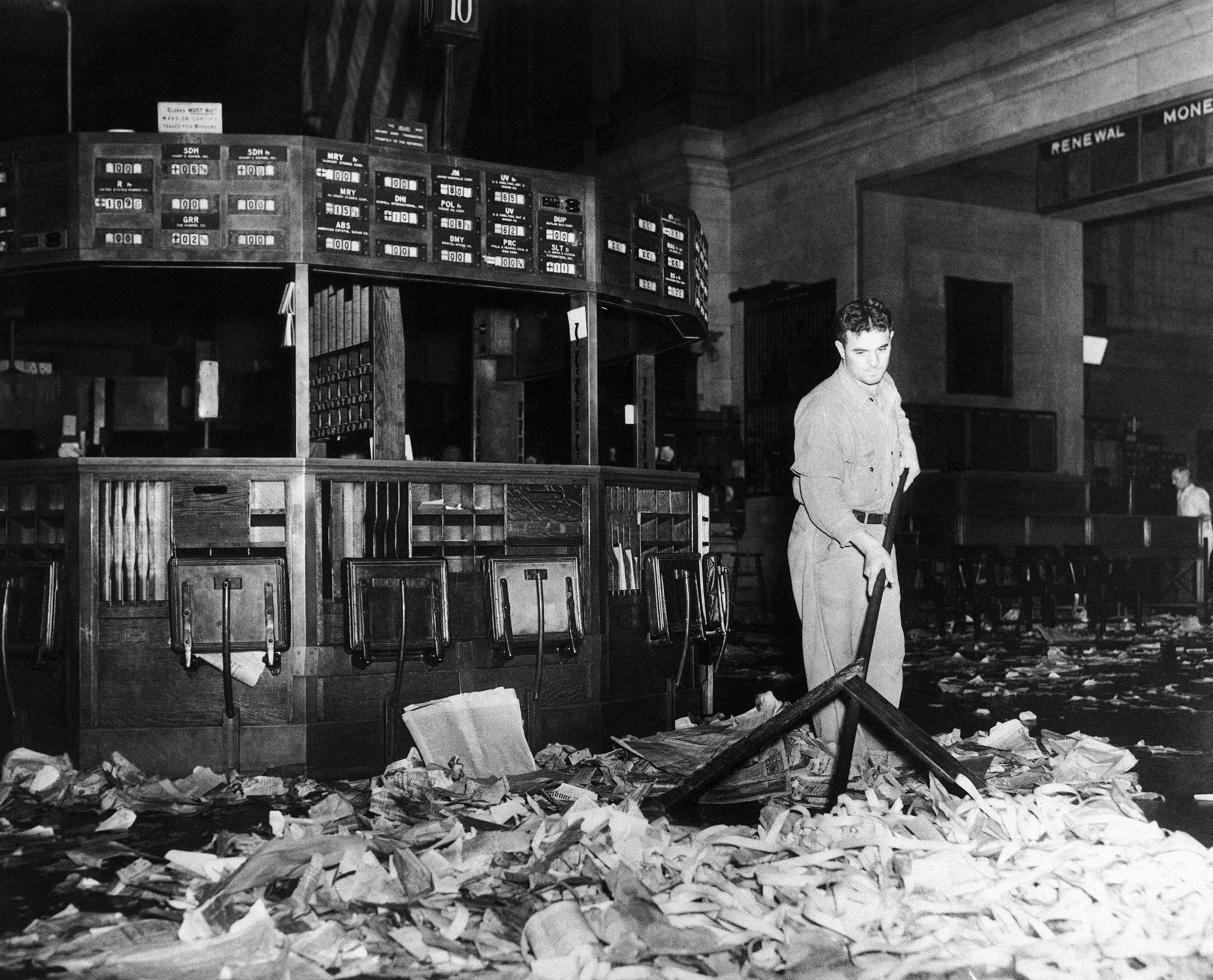the key lesson from the crash of 1929 that still rings on wall street today id=93791