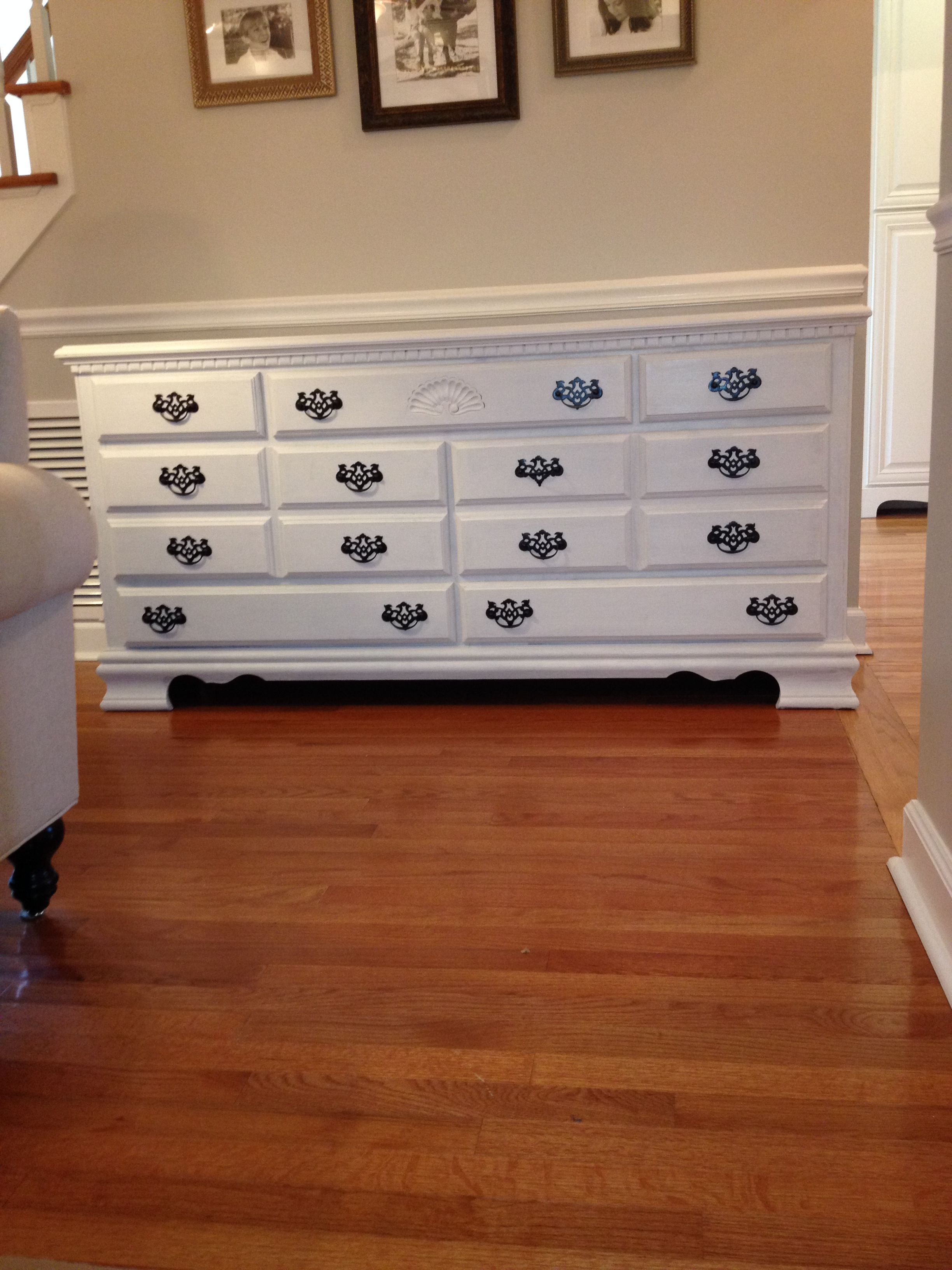 Amy Howard One Step Painted Dresser