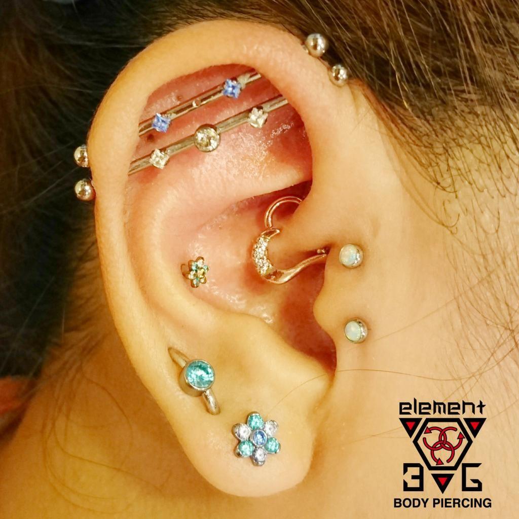 New piercing ideas  G element YOKOHAMA on  Piercings Piercing and Ear piercing