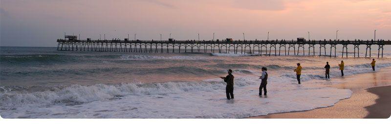 Kure beach fishing pier kure beach pinterest for Kure beach pier fishing report