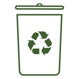 Recycling Bin Icon Recycle Bin Icon Recycling Bins Recycling