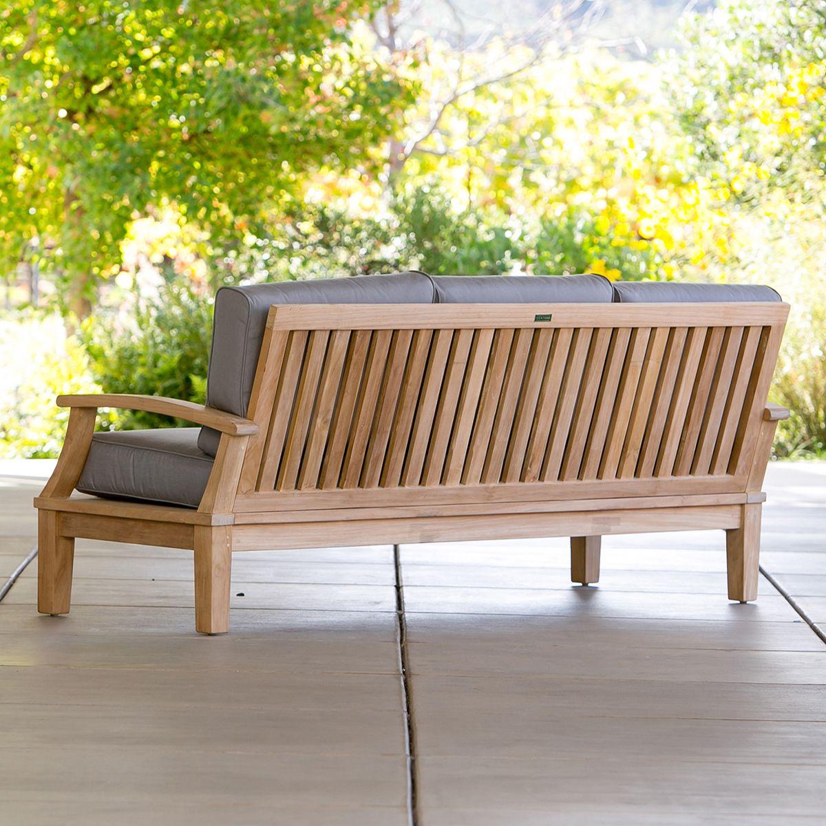 Ravello Sofa Teak Outdoor Furniture