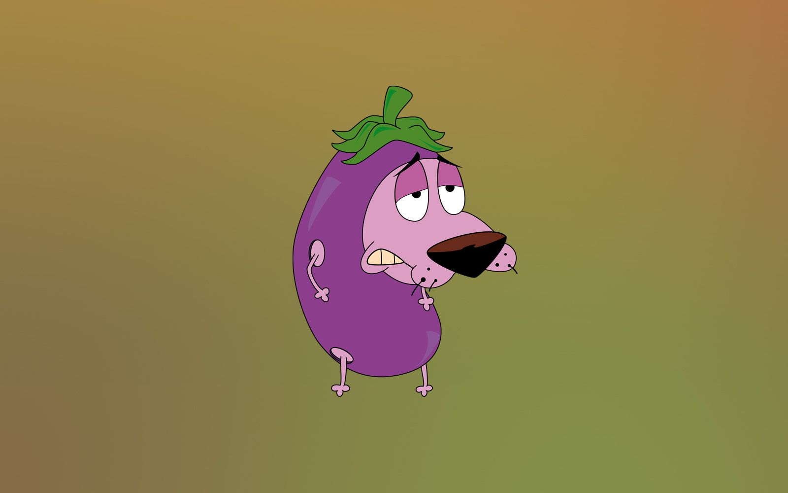 Courage The Cowardly Dog Hd Images 2000s Cartoons Cartoon