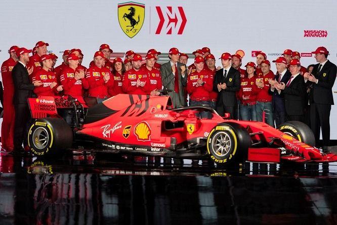 2019 Ferrari Sf90  Prezentacja