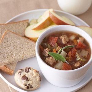 Whats for dinner diabetic dinner menus hamburger soup planning dinner doesnt have to be a headache with this personal diabetes menu take a look at this list of delicious diabetic meals that are made to fit forumfinder Choice Image