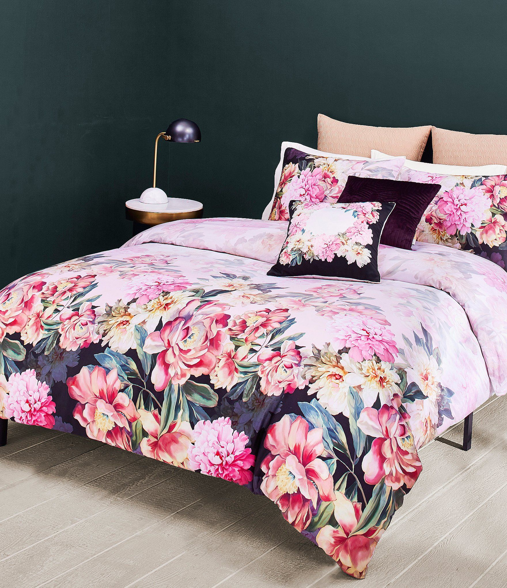 Shop For Ted Baker London Painted Posies Collection Floral Sateen