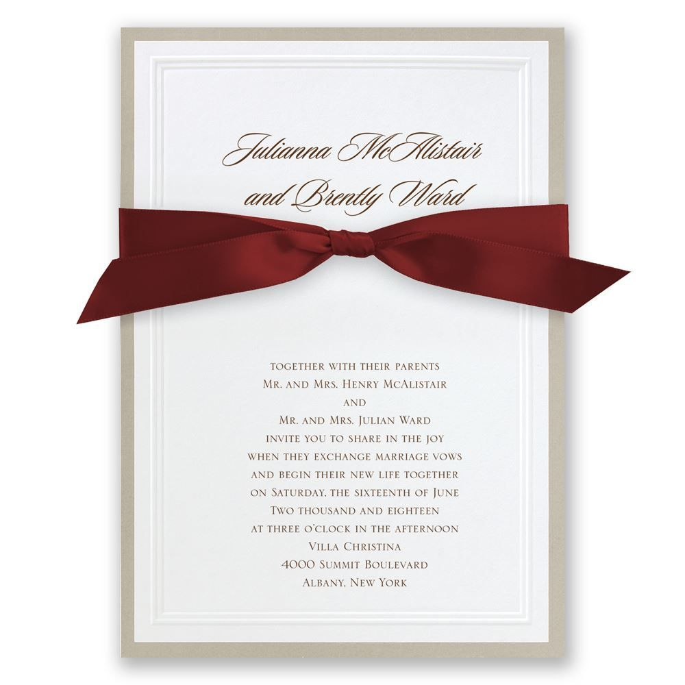 Easily personalized and shipped in a snap! Get gorgeous invitations ...