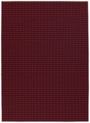 Garland Rug Jackson Square Area Rug 12 X 12 Chili Pepper Red