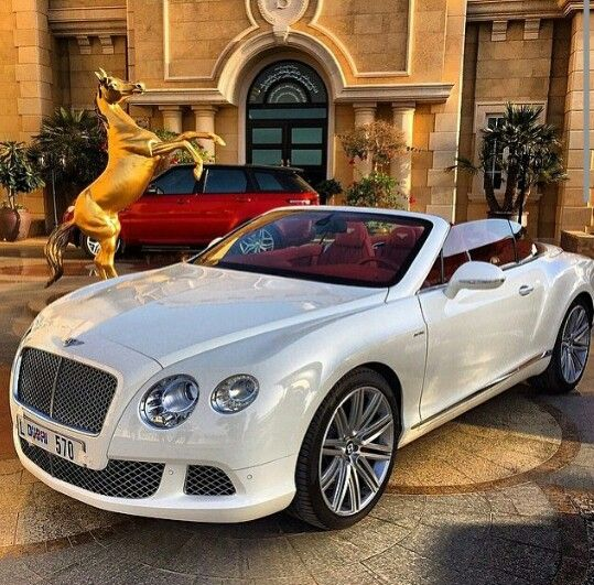 Bentley Cars 2012: I Believe This Is Al Sajwany Family Home In Dubai!! Love