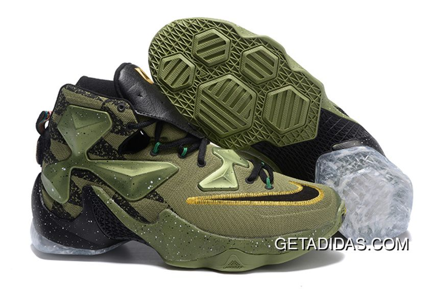 online store bdc63 ba935 Nike Lebron 13 All Star Shoes Navy Green White Gold Black TopDeals, Price    87.31 - Adidas Shoes,Adidas Nmd,Superstar,Originals