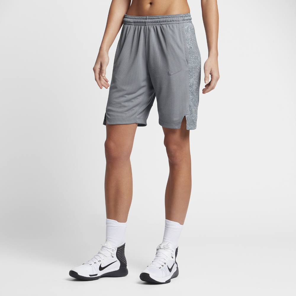 Nike Women s Basketball Shorts Size Medium (Grey) - Clearance Sale ... 564227525