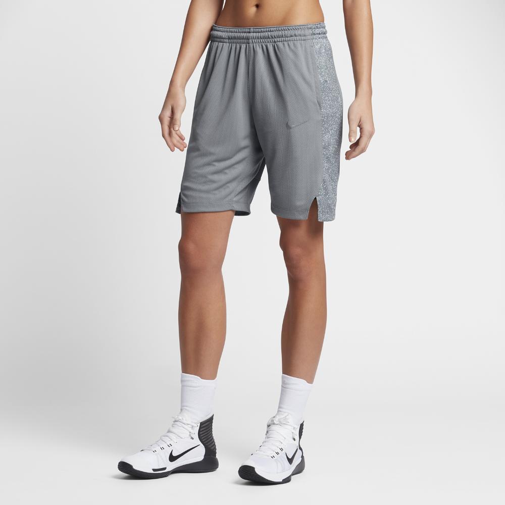 ebb1441ba Nike Women s Basketball Shorts Size Medium (Grey) - Clearance Sale ...