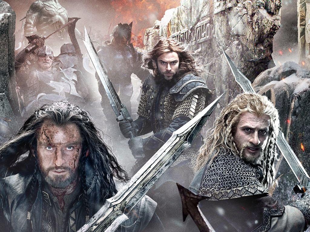 Der Hobbit Schlacht Der Fünf Heere Extended Stream