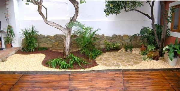 arte y jardinerÍa diseÑo de jardines: jardines secos de bajo